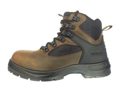 REDBACK Mistral Brown Boot S3 CI SRC (Composite Toecap)