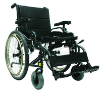 Heavy Duty Martin Wheelchair - Self Propelling