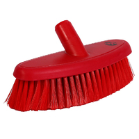 Rubber Edged Waterfed Wash Brush