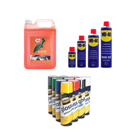 Automotive, Lubricants & Paints