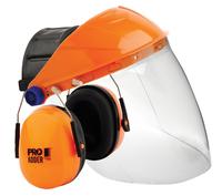 Pro Adder Browguard, Visor & Earmuff Complete