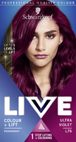 LIVE Intense Colour And Lift Ultra Violet L76