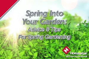 Spring Into Your Garden