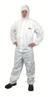 ProSafe 2 Coverall White Med