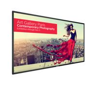 "Philips 75"" U-Line Display with 4K Ultra HD"