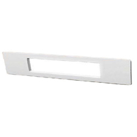 Fumagalli Nina 270 11W LED Wall / Brick Light White