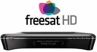 Humax Freesat Twin Tuner + 500GB