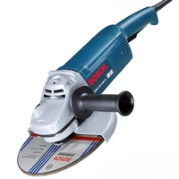 Bosch GWS20-230H 220v 2000w 9'' 230mm Angle Grinder 6600rpm 5.2kg (Ploughing Special Discount Price)