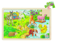 Baby Animals Puzzle (P/Sng Min 1)