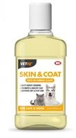 VETIQ Skin & Coat Oil 250ml for Dogs & Cats x 1
