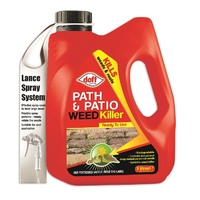 Doff Path & Patio Weed Killer 3 litre