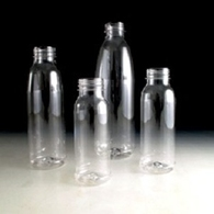 PET Plastic Juice Bottles