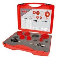 Ruko EK1 Electricians Holesaw Set 8 Pieces 106305