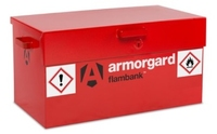 Armorgard Flambank Van Storage Box FB1 60lt