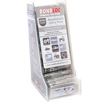 Aluminium Epoxy Stick 50gr in Dispenser 24pce