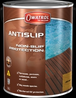 Owatrol Antislip Non Slip Paint Light Oak 5Ltr