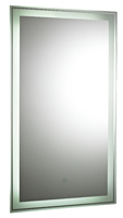 Glow Touch Backlit Sensor Mirror  700 X 500