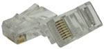 Philex CAT6 RJ45 Connector  100pc