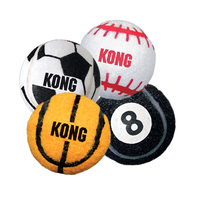 "Air KONG Sports Balls Small 2"" 3-Pack x 1"