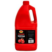 Sauce Ketchup KTC 2x4.5kg