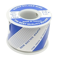 SOLDER WIRE | 60/40 ROSIN CORE 1mm - 1/2LB
