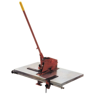 GABRO 2M2 Guillotine / Notcher