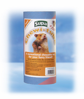 Supa Chewi-Tube Small (Hamster Size) x 1