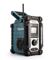 Makita DMR107 220v & 7.2-18v Li-ion Jobsite Radio **Battery not included (Ploughing Special Discount Price)