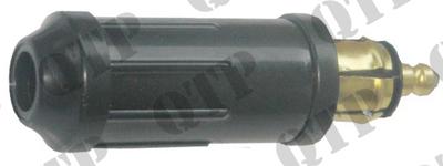 Plug For Cigarette Lighter Socket - 12V/15A Male