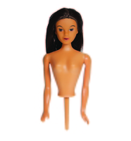 DP201 BRUNETTE DOLL PICK