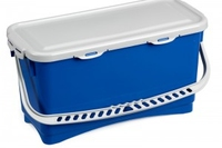TOP DOWN BUCKET & LID BLUE 20ltr