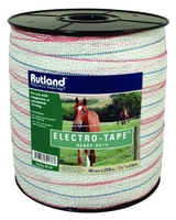 20mm Electro-Tape White | Electric Fencing