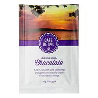 Cafe De Sol Drinking Chocolate Sachet Ctn 300
