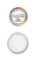 WHITE SPARKLE HOLOGRAM (54978)