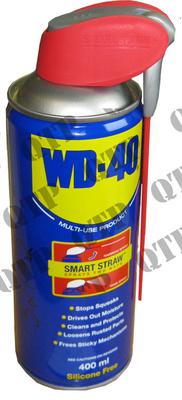 WD40 400ml Smart Straw
