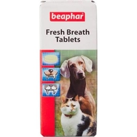 Beaphar Fresh Breath Tablets 40 tab x 1