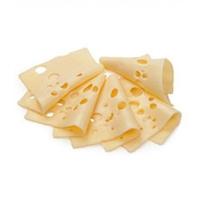 Sliced Emmental Cheese (Vergeer) 1kg