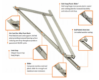 STERLING SPS SIDE HUNG HD 16