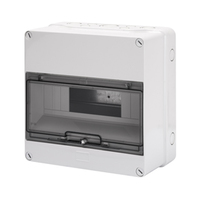 Gewiss 12 MOD Surface IP55 Enclosure