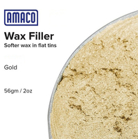 Amaco Wax Fillers ( Gold)