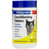 Kitzyme Cat Condition Tablets 100 Tab x 1