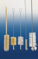 Brush Nylon Head On Wire Handle For 250M