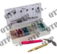 Mini Blade Fuse & Tool Kit