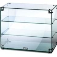 Lincat GC36 Display Cabinet Glass with Open Back 600x350x490