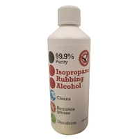 Wilsons Isopropanol Rubbing Alcohol 500ml