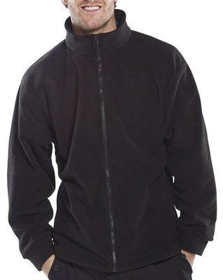 Click Black Fleece Jacket