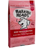 Barking Heads Adult Dog Beef Waggington 2kg