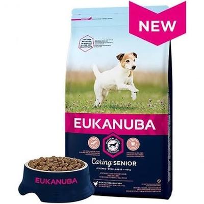 Eukanuba Caring Senior Small Breed Chicken 2kg