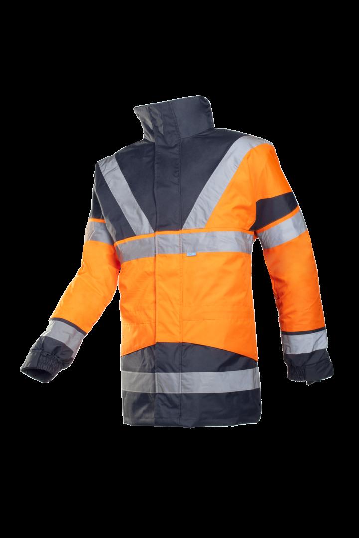 Hi-Vis Orange/Navy Skollfield 3in1 Jacket