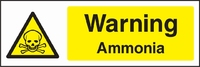 Warning and Chemical Danger Sign WARN0015-1723